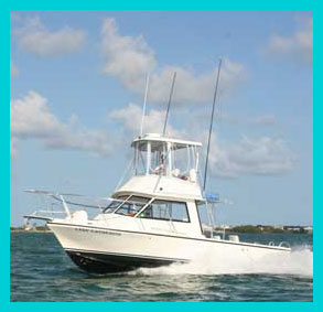 Diving and Fishing Charter Boat Florida Keys