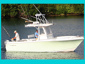 Snorkeling and Fishing Charter Boat Florida Keys